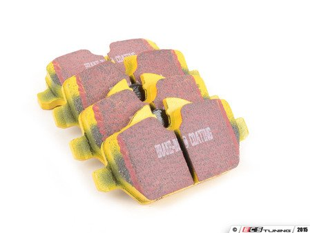 ES#2621627 - DP42102R - EBC Yellowstuff Brake Pad Set - Upgrade to EBC pads in your MINI - EBC - MINI
