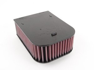 ES#2996254 - E-0660 - K&N Air Filter - Priced Each - The original million mile filter - K&N - Porsche