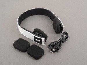 ES#2956523 - ACMAHP120WHT - Rechargeable Bluetooth Headphones - With built in microphone - Genuine Volkswagen Audi - Audi