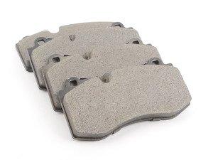 ES#2575735 - 0044208020 - Front Brake Pad Set - Does not include brake pad wear sensor - Meyle - Mercedes Benz