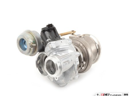 ES#3220774 - 11657646092 - Brand New Turbocharger - Priced Each - Brand new original equipment turbo for your N63 powered BMW - Garrett - BMW