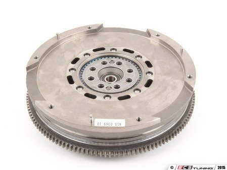 ES#2738313 - 99711401201 - OEM Dual Mass Flywheel - Priced Each - Flywheel for 6-speed transmission equipped cars - LUK - Porsche