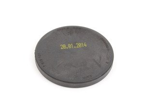 ES#2633531 - 11117615131 - Cover Lid - Priced Each  - Located on the Engine Block - Genuine BMW - BMW