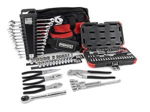 ES#2996481 - 014121sch01aKT1 - Schwaben 90 Piece Zippered Tool Bag Kit  - Get this ready to go extensive tool set complete with tool bag. - Schwaben - Audi BMW Volkswagen Mercedes Benz MINI Porsche