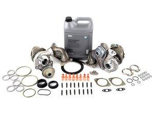 BMW E60 535i N54 3 0L Turbocharger - Page 1 - ECS Tuning