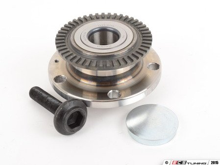 ES#2876525 - 8E0598611B - Rear Wheel Bearing/Hub Assembly - Priced Each - Fits the left and right side - Febi - Audi