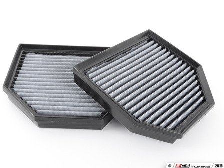 ES#2985085 - 31-10238 - Pro Dry S Air Filter Set - Higher flow, higher performance - oil-free, washable and reuseable! - AFE - BMW