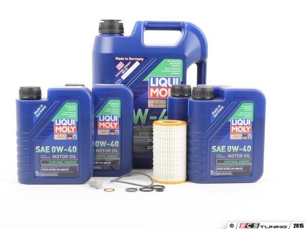 Assembled by ecs 20492050kt1 engine oil service kit for Mercedes benz approved oil list