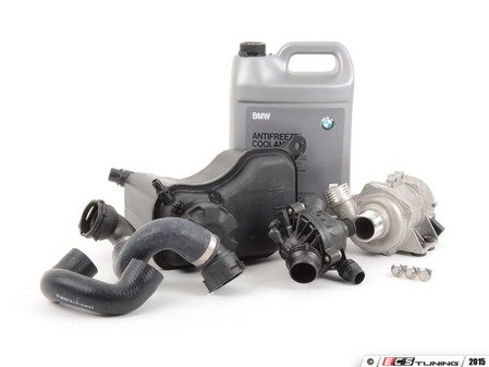 ES#2777663 - 17137607482KT4 - ECS Cooling System Refresh Kit - Level 1 - Stop your cooling problems before they start - Assembled By ECS - BMW