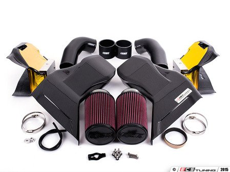 ES#3098778 - 004059ecs01KT - Kohlefaser Luft-Technik Intake System - Engineered for dyno proven performance with a show quality appearance! - ECS - Audi