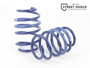 ES#2996696 - 28816-1KT - H&R Sport Springs - ECS Street Shield - Upgrade looks and handling with H&R Sport springs while adding protection with the ECS Tuning Aluminum Street Shield - Assembled By ECS -