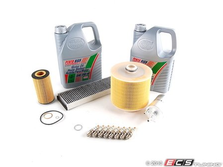 ES#250230 - c6a6bnk40k - 40k Service Kit - Includes everything you need to complete the factory 40k service. - Assembled By ECS - Audi