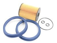 ES#2879300 - 11252754870 - Fuel Filter Kit - Priced As Kit - Includes gaskets and filter to keep your fuel clean - Vaico - MINI