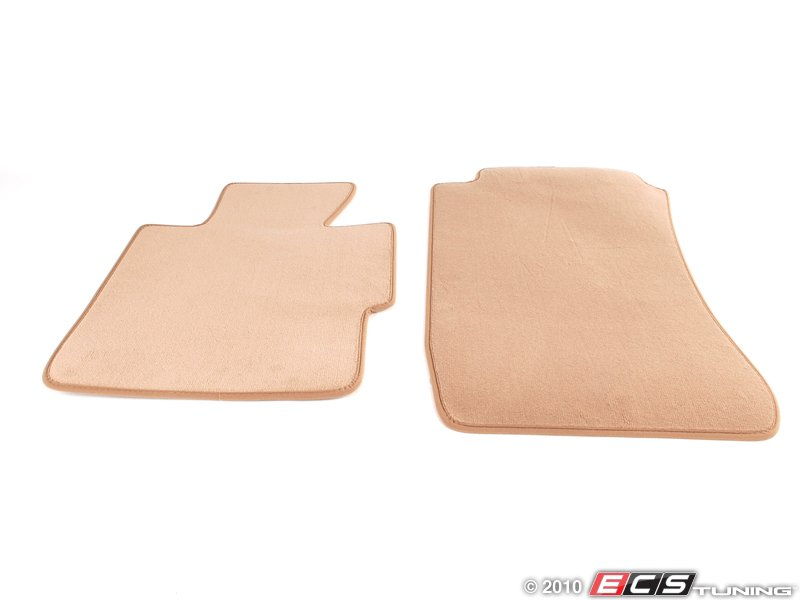 Genuine Bmw 51477059132 Carpeted Floor Mat Set Beige 51 47 7 059 132