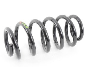 ES#429856 - 8D0411105GC - Front Spring - priced each - 1 orange, 3 green paint marks - Genuine Volkswagen Audi - Volkswagen