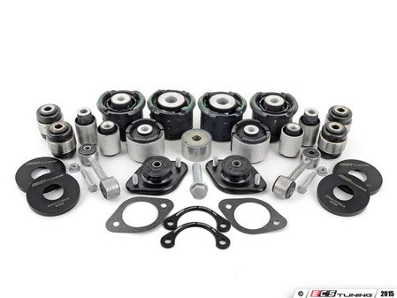 ES#2649823 - 33172282484KT8 - Rear Suspension Refresh Kit - All the necessary high quality aftermarket parts to completely rebuild your rear suspension in one simple package - Assembled By ECS - BMW