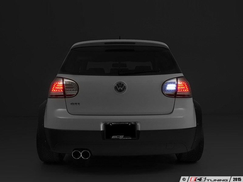 Ecs News Vw Mk5 Gti Tail Light Upgrades