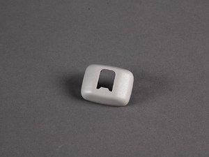 ES 438635 - 8E0857563A1YE - Bracket Cap - Silver - Priced Each - This cap 597ca6554d57