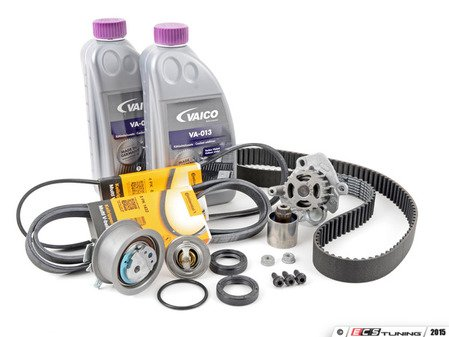 ES#11267 - 038198480V5 - ECS Tuning Timing Belt Kit - Ultimate (Version 3) - The most complete timing belt kit available for your PD TDI. - Assembled By ECS - Volkswagen