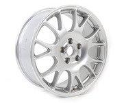 "ES#457194 - 8P0601025R1H7 - 18"" Split 7-Spoke Wheel - Priced Each - 18""x7.5"" ET54 5x112 Silver - Genuine Volkswagen Audi - Audi"
