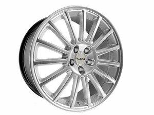 "ES#2996982 - 606-3KT - 18"" Style 606 Wheels - Set Of Four  - 18""x8"" ET35 5x100 - Hyper Silver/Black - Alzor - Audi Volkswagen"