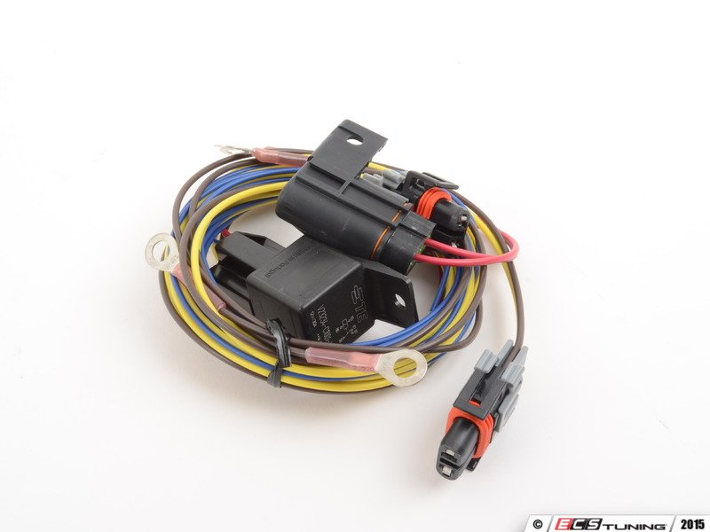 ECS - 1k0998004 - Fog Light Wiring Harness - H11 Bulbs