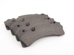 ES#2855691 - 1XA571M4 -  Front High Performance Street Compound Brake Pad Set - Replacement FM1000 brake pads - Brembo - Audi Volkswagen