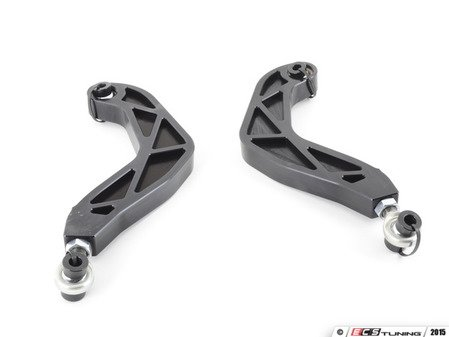 ES#2864578 - 034-401-1011 - Adjustable Rear Upper Controls arms - Pair  - Corrects camber to eliminate inner tire wear - 034Motorsport - Audi