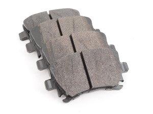 ES#9367 - HB544F.628 - Rear HPS Performance Brake Pad Set - Composite compound, all-around pads. - Hawk - Audi Volkswagen