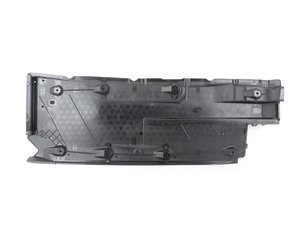 ES#323446 - 1Q0825202B - Center Belly Pan - Right - Protection found on the passenger's side of the underbody - Genuine Volkswagen Audi - Volkswagen