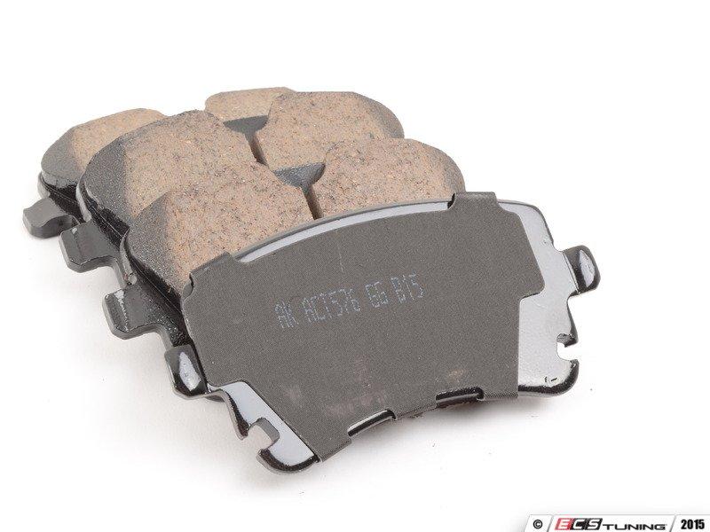 ECS News - Akebono Brake Pads Audi B6 S4