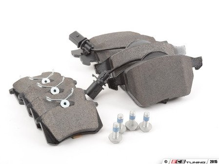 ES#2587018 - MDB1826DKT - Front & Rear Red Box Brake Pad Kit - Restore your stopping power with this complete pad kit for all four corners! - Mintex - Audi