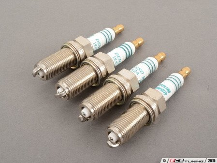 ES#2996266 - ikh24KT - Spark Plugs - Set Of Four - Colder iridium plugs for performance applications - Denso - Volkswagen