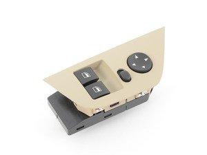 ES#167605 - 61316955044 - Window switch  - Beige - Genuine BMW - BMW