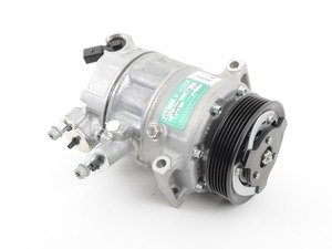 ES#2997015 - 1K0820808F - Air Conditioning Compressor - Keep your car cool with a new compressor - Sanden - Audi Volkswagen