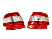 ES#9474 - FKRL553 - Tail Light Set - Includes both tail light assemblies with bulbs - FK - Audi
