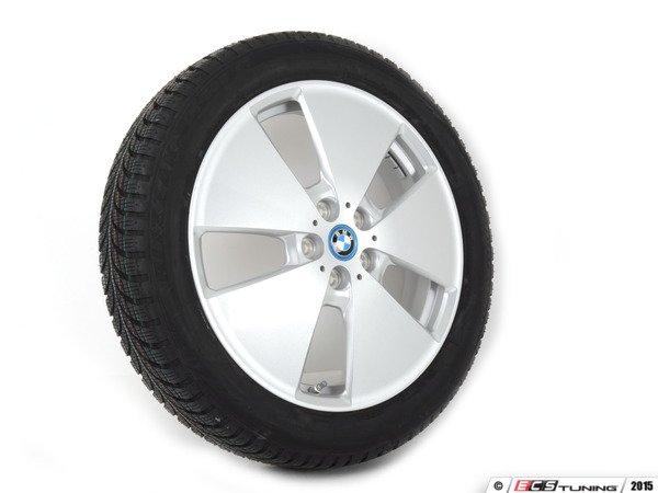 genuine bmw 36112357088kt 19 star spoke style 427 wheel winter tire package. Black Bedroom Furniture Sets. Home Design Ideas