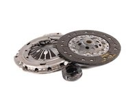 ES#4254 - K70319 01 - Clutch Kit - Without Flywheel - Kit includes clutch disc, pressure plate, and throw out bearing, does not include hardware - Sachs - Volkswagen