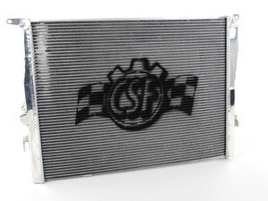 ES#2992615 - 7001 - High Performance Aluminum Radiator - Featuring an all-aluminum tank. Lower engine temperatures mean more power and longer life of engine components! - CSF - BMW