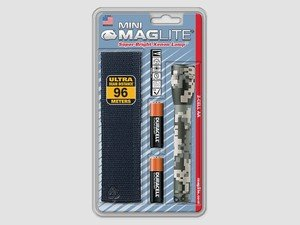ES#2945245 - MAGM2A02H -  Mini Maglite Flashlight With Holster - Camoflage - The Durable, Scratch resistant, and Corrosion Proof Mini Maglite is the most famous of them all - MAG Instrument - Audi BMW Volkswagen Mercedes Benz MINI Porsche