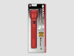 ES#2945270 - MAGST2D036 - Maglite (2)d-cell LED flashlight-Red - Durable, Corrosion Proof and Scratch resistant, Maglite is one of the most trusted name in flashlights - MAG Instrument - Audi BMW Volkswagen Mercedes Benz MINI Porsche