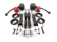 ES#2918603 - 78611KT - Rear Air Ride Kit - With Shocks - Complete kit to add air ride to the rear of your BMW - Air Lift - BMW
