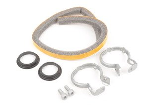 ES#2975872 - 64116910914 - Heater Core Mounting Kit - Replace your leaking or clogged core with this kit - ACM - MINI