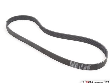 ES#2800503 - 11287628661 - Accessory Belt - Alternator/AC/Power Steering Belt - Keep your A/C system operating properly. - Conti Tech - BMW