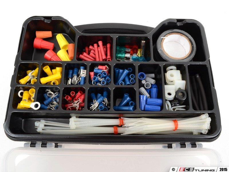 Atd Tools Atd285 285 Piece Electrical Terminal Repair Kit