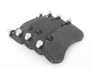 ES#2695717 - 0054206620 - Front Brake Pad Set - Does not include new brake pad wear sensor - TRW - Mercedes Benz