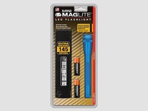 ES#2945265 - MAGSP2211H - Mini Maglite LED Flashlight With Holster - Blue - Durable, Corrosion Proof and Scratch resistant, Maglite is one of the most trusted name in flashlights - MAG Instrument - Audi BMW Volkswagen Mercedes Benz MINI Porsche