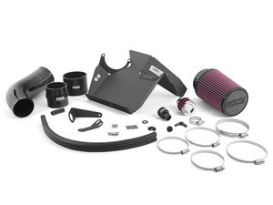 ES#2992535 - 007344ECS02 -  Luft-Technik Intake System - Carbon Fiber Inlet - Engineered for increased engine performance with show quality looks - ECS - Audi
