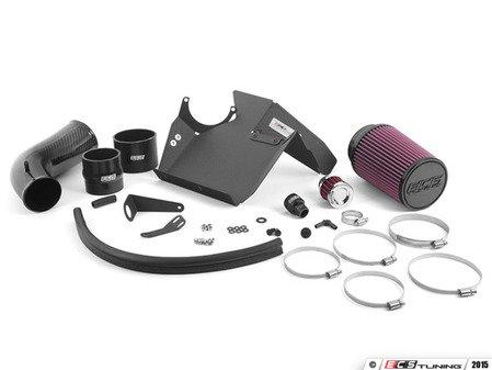 ES#3098775 - 007344ecs02KT -  Luft-Technik Intake System - Carbon Fiber Inlet - Engineered for increased engine performance with show quality looks - ECS - Audi