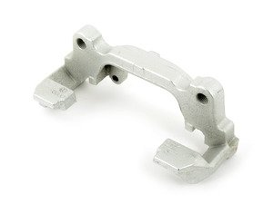 ES#316352 - 1K0615125D - Front Caliper Carrier - Priced Each - Secures the caliper to the spindle. Fits either side. - Genuine Volkswagen Audi - Audi Volkswagen
